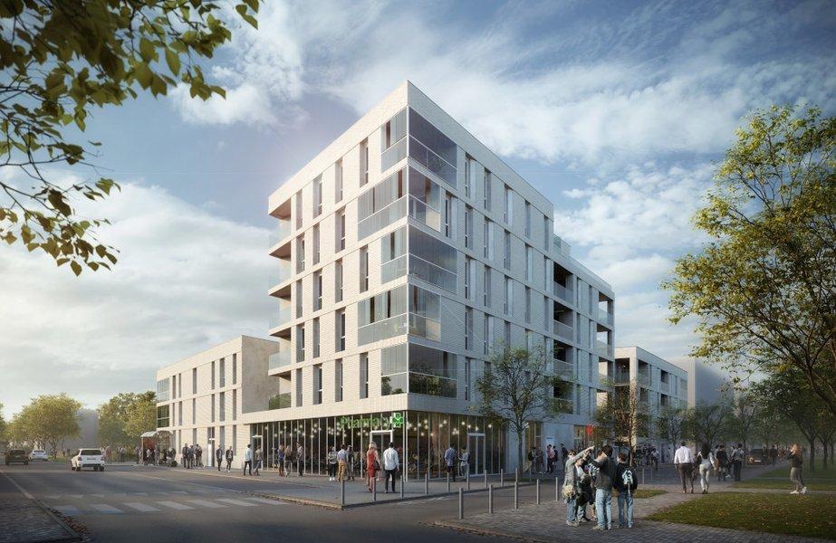 Maisons, appartements neufs Amiens - Garden District