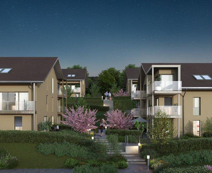 Appartement neuf Divonne-les-bains - Villa Beaujeu