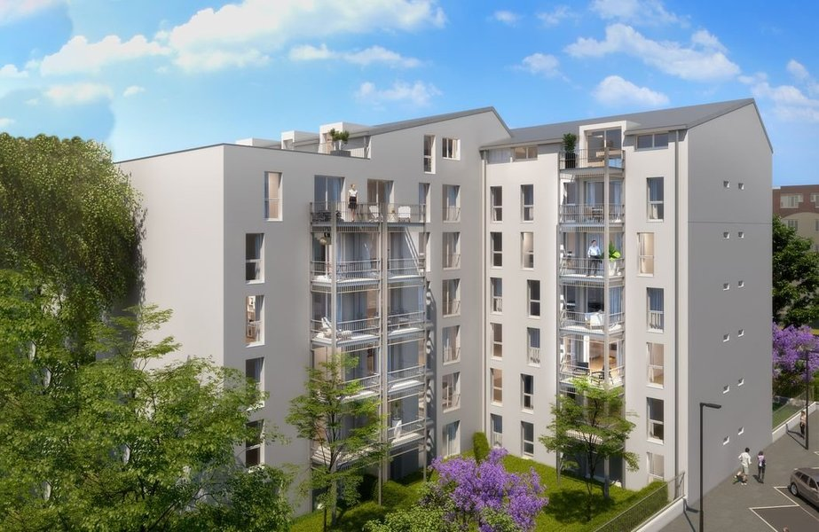 Appartement neuf Trappes - In'side