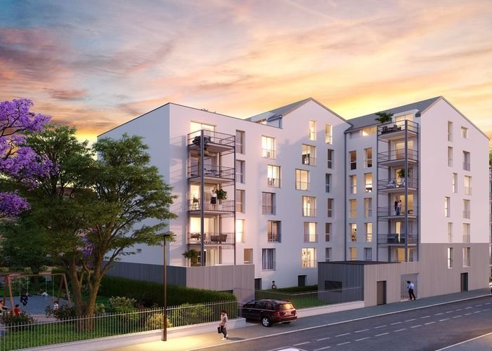 Appartements neufs Trappes - In'side