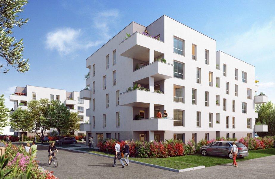 Appartements, maisons neufs Villefontaine - Le 90 Domaine