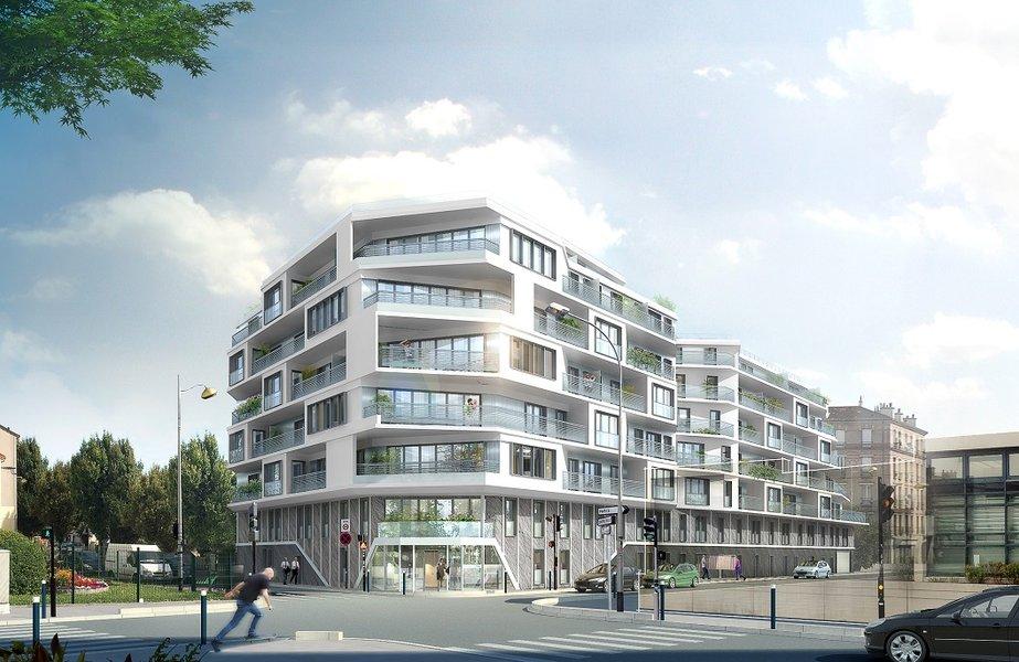 Appartements neufs Aubervilliers - Les Reflets Du Canal