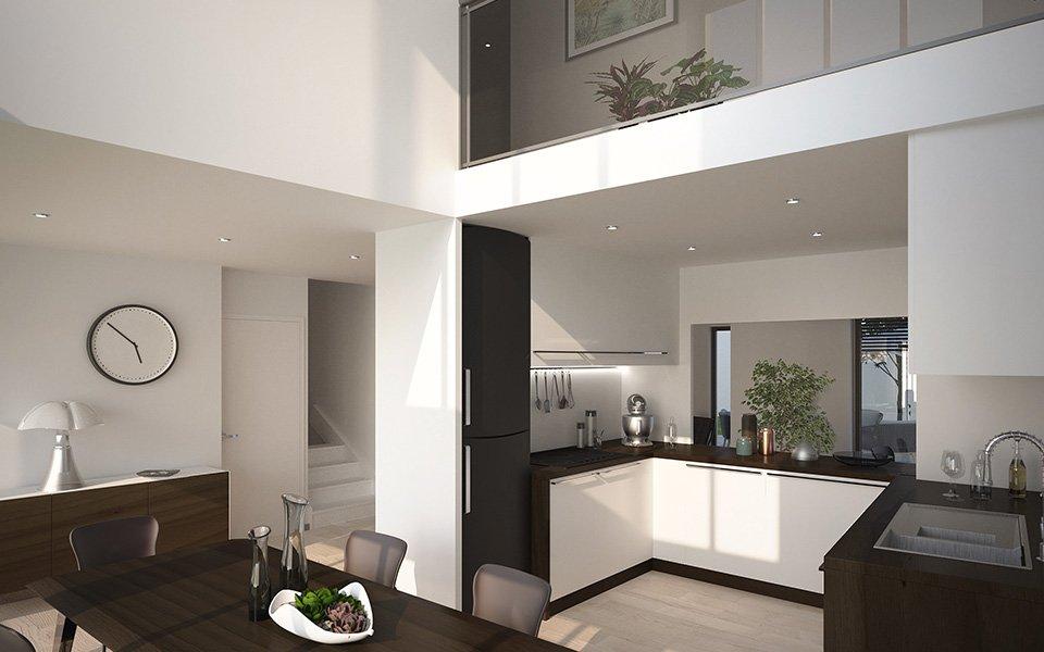 Appartements, maisons neufs Lyon - évidence