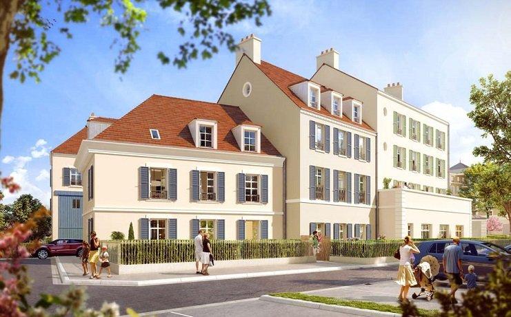 Appartement neuf Pontoise - Pontoise Nouveau Secteur Impressions
