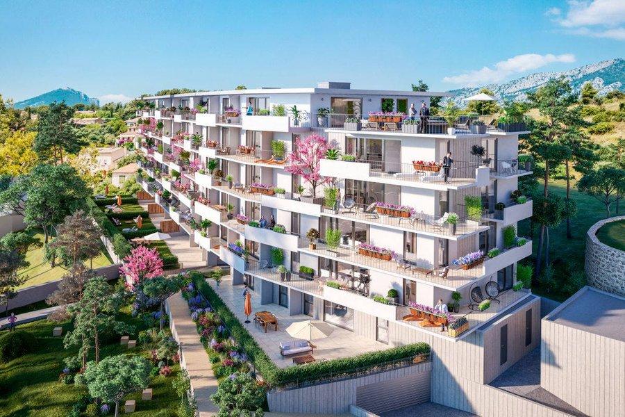 Appartements neufs La Garde - La Garde Proche Université De Toulon