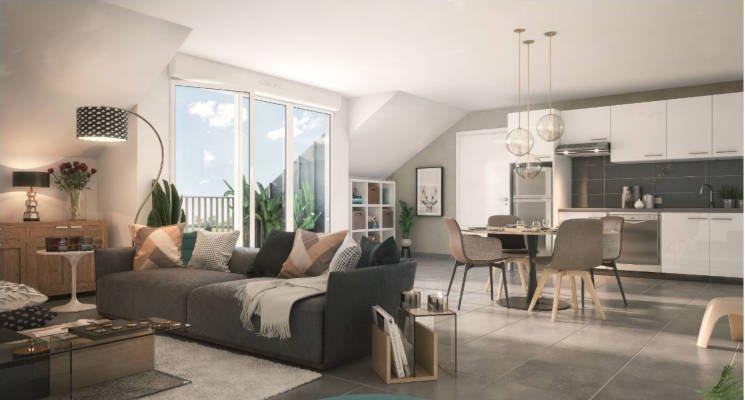 Appartement neuf Linas - Linas Proche Coeur De Ville