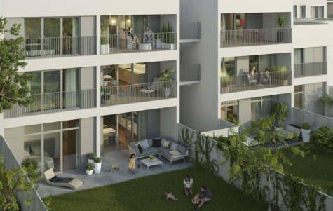 Appartements neufs Bordeaux - Bordeaux  Quartier Tondu