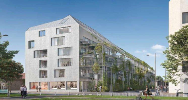 Appartements neufs Bordeaux - Bordeaux Quartier Bastide Niel