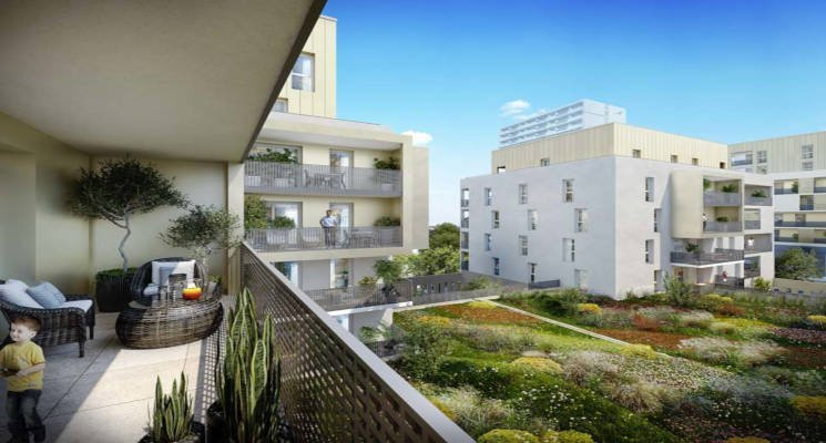 Appartements neufs Rillieux-la-pape - Rillieux-la-pape Proche Centre