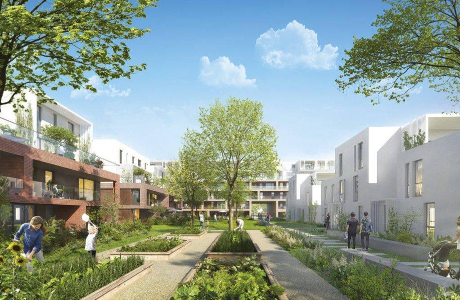 Appartements neufs Strasbourg - Strasbourg Quartier Des Quinze