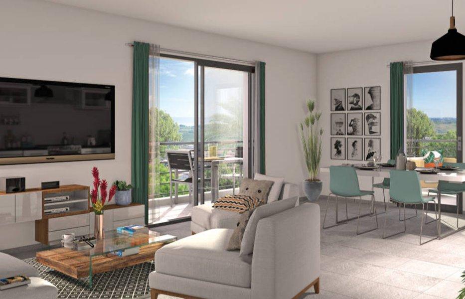 Appartements neufs Six-fours-les-plages - Six-four-les-plage Coeur De Quartier Résidentiel