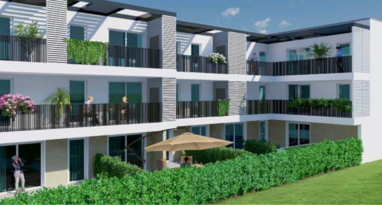 Appartement neuf Castelnau-le-lez - Castelnau-le-lez Quartier Du Mas De Rochet