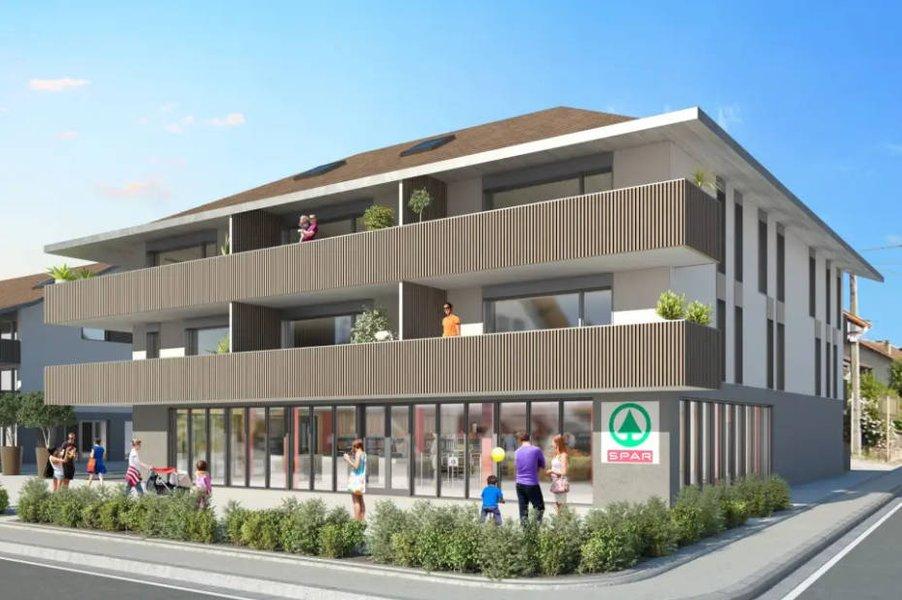 Appartements neufs Chens-sur-léman - Chens-sur-léman Proche Centre Et Lac
