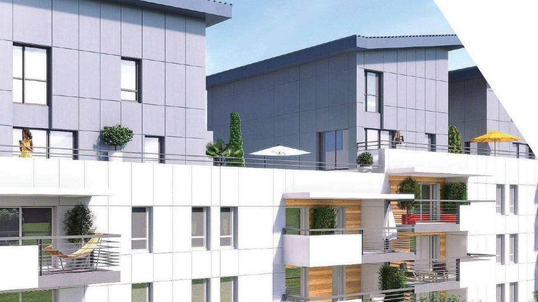 Appartement neuf Saint-julien-en-genevois - Saint-julien-en-genevois Proche Transport En Commun