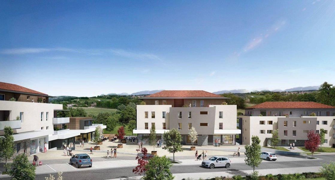 Appartements neufs Allonzier-la-caille - Allonzier-la-caille Au Coeur Des Montagnes