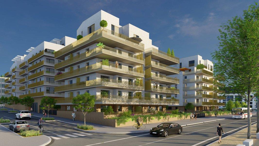 Appartement neuf Lyon - Lyon 9 Proche Saône