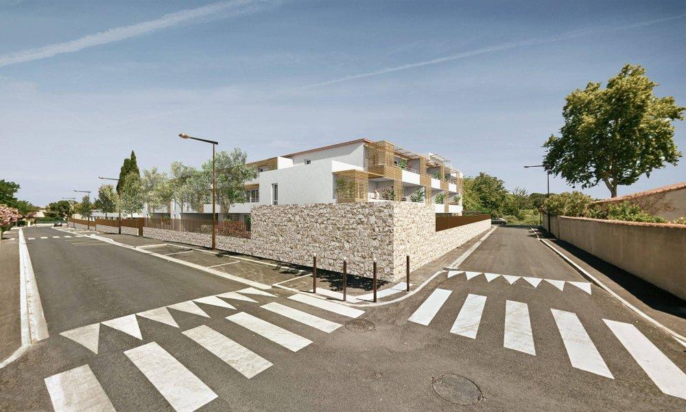 Appartements neufs Vendargues - Vendargues à 500 Mètres Du Centre