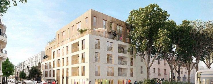 Appartement neuf Châtenay-malabry - Châtenay-malabry Proche Commerces