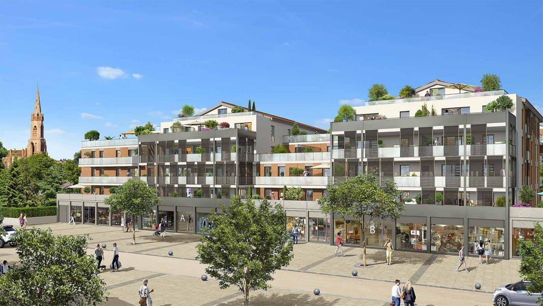 Appartements neufs L'union - L'union Proche Centre-ville