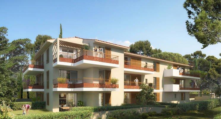 Appartements neufs Toulon - Toulon Quartier Résidentiel Des Routes