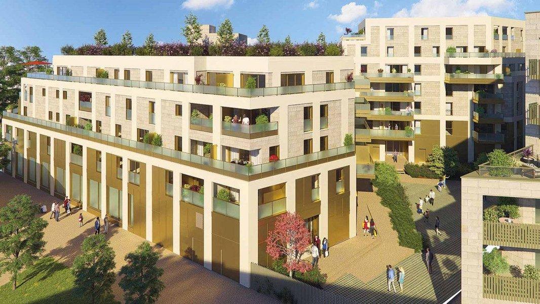 Appartements neufs Bordeaux - Bordeaux Proche Place Fernand Buisson