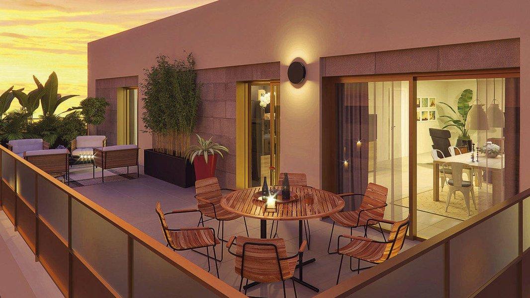 Appartements neufs Bayon-sur-gironde - Bordeaux Proche Place Fernand Buisson