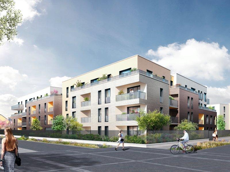 Appartements neufs Saran - Les Fleurs D'ô