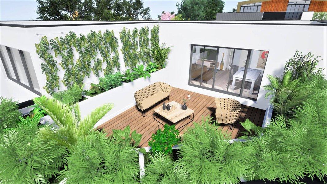 Maisons, appartements neufs Bordeaux - Bordeaux Centre Quartier Caudéran