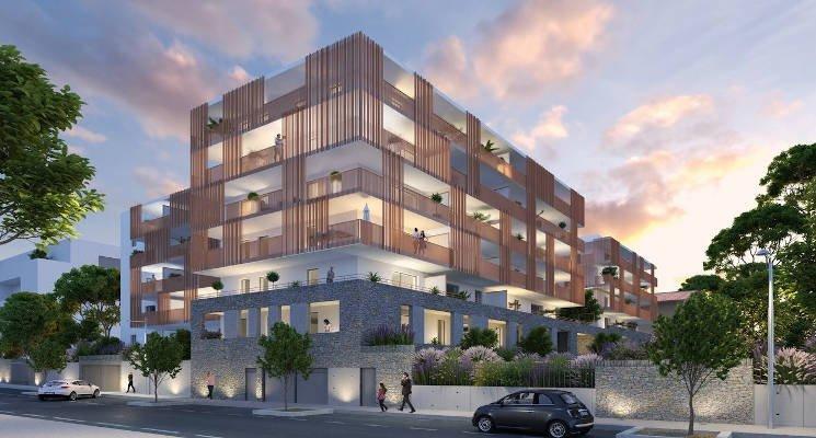 Appartement neuf Montpellier - Montpellier Quartier Ovalie