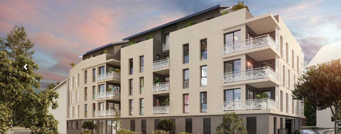 Appartements neufs Bonneville - Bonneville Sur Les Bords De L'arve