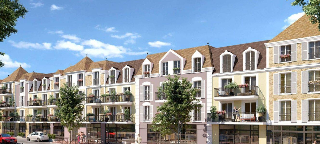 Appartement neuf Villiers-sur-marne - Villiers-sur-marne Proche Bois Saint-denis