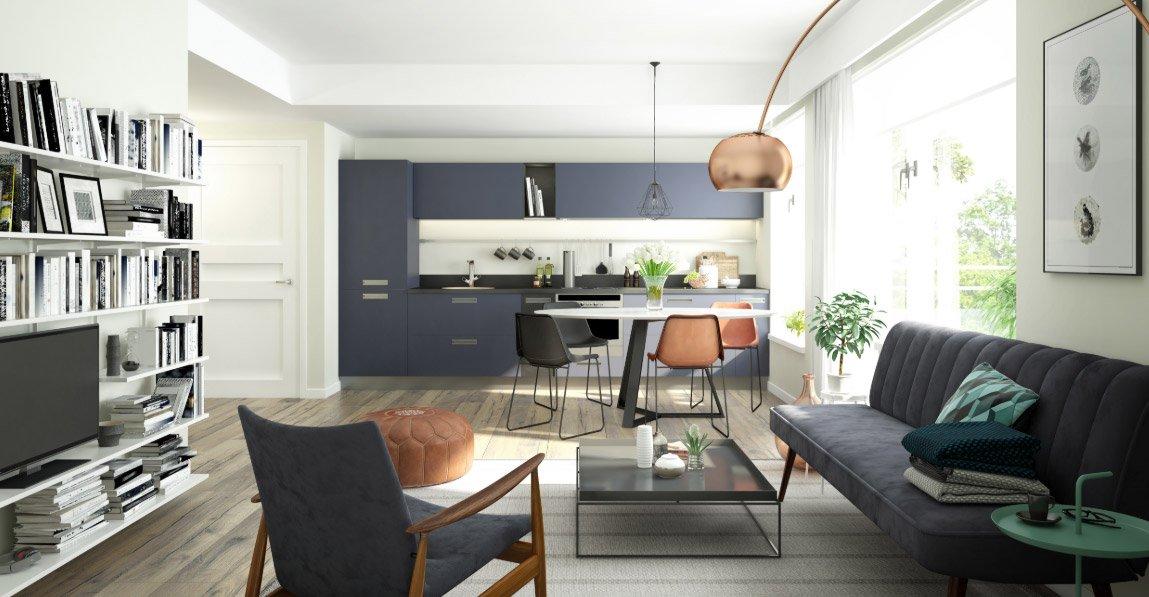 Appartement neuf Verneuil-sur-seine - Verneuil-sur-seine à Deux Pas Du Coeur De Ville
