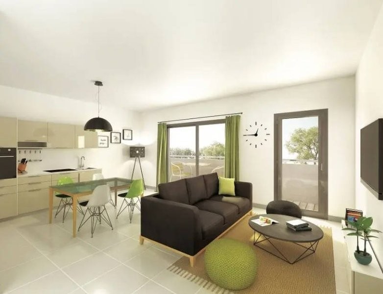 Appartements, maisons neufs Marseille - Marseille 11 - Secteurs Des Trois-lucs Et Valentine