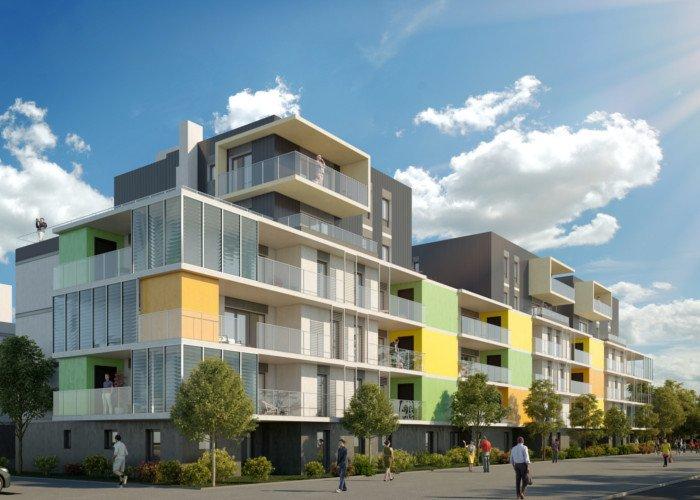 Appartements neufs Saint-genis-pouilly - New Park Jura