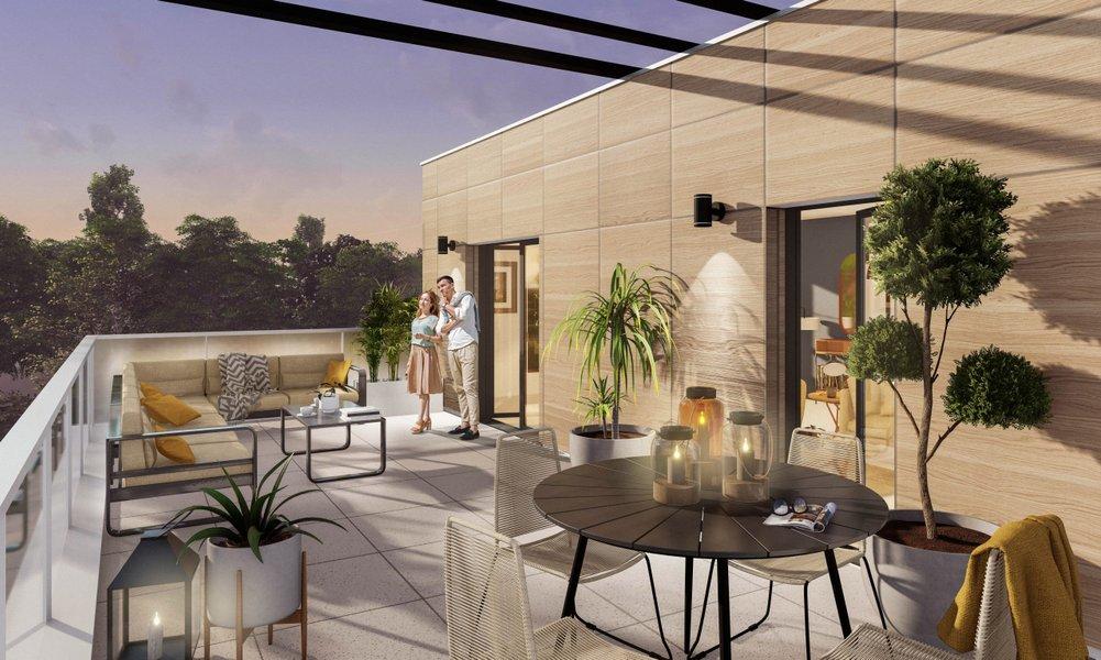Appartement neuf Les Sorinières - Sorinières à 10 Minutes à Pied Des Commodités