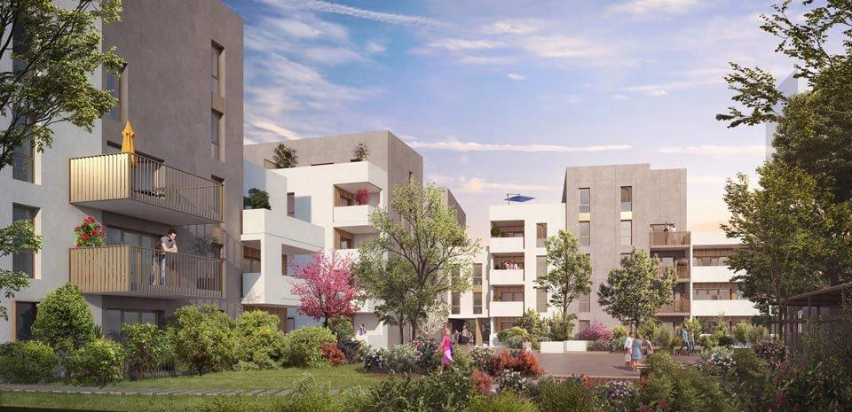 Appartements neufs Lyon - Lyon 07 Au Pied Du Tramway