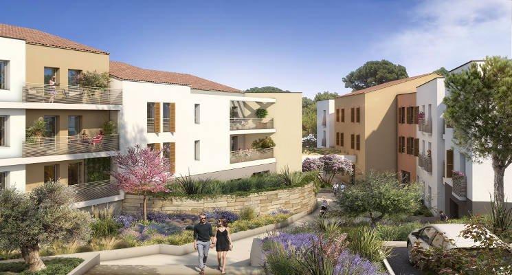 Appartement neuf Meyreuil - Meyreuil Aux Portes D'aix-en-provence