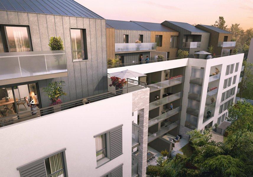 Appartements neufs Villeurbanne - Villeurbanne Au Pied Des Transports
