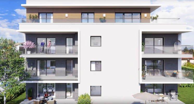 Appartements neufs Divonne-les-bains - Divonne-les-bains Proche Centre
