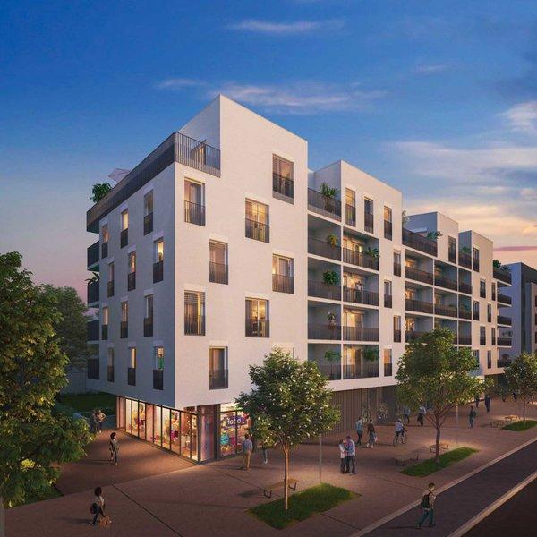 Appartement neuf Brétigny-sur-orge - Brétigny-sur-orge Secteur Clause-bois Badeau