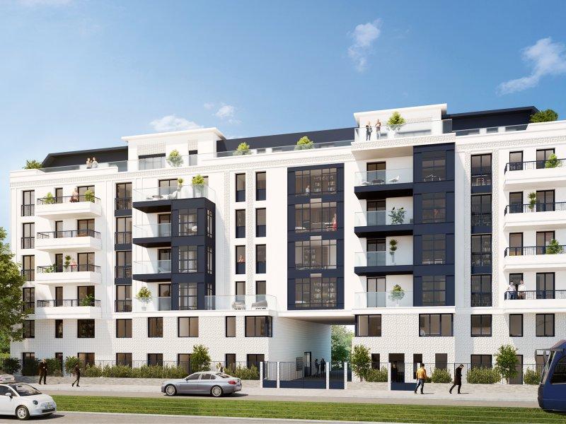 Appartements neufs Livry-gargan - L'atelier