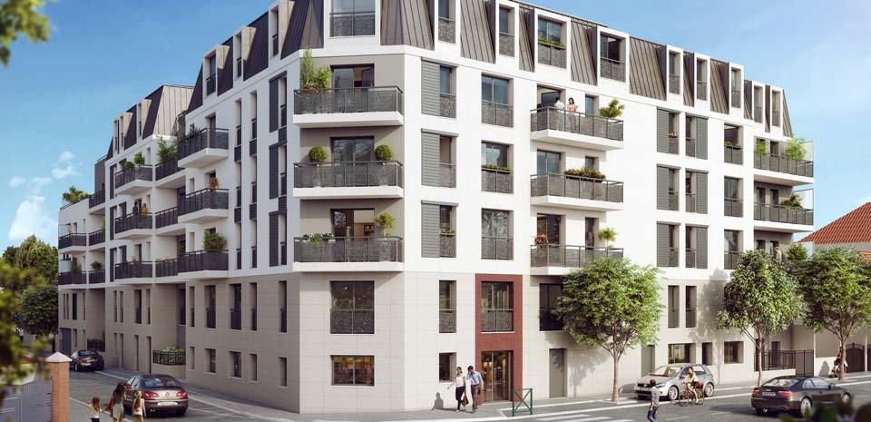 Appartements neufs Sannois - Sannois Proche De Paris