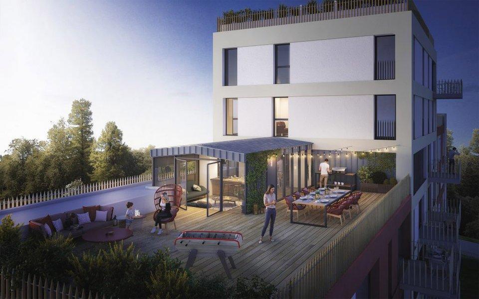 Appartements neufs Toulouse - Toulouse Secteur St-martin-du-touch