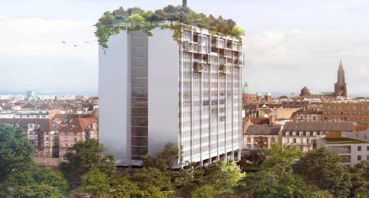 Appartement neuf Strasbourg - Strasbourg Aux Abords Du Place Haguenau
