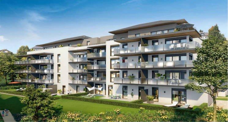 Appartements neufs Annecy - Pringy Proche Des Bords Du Fiers