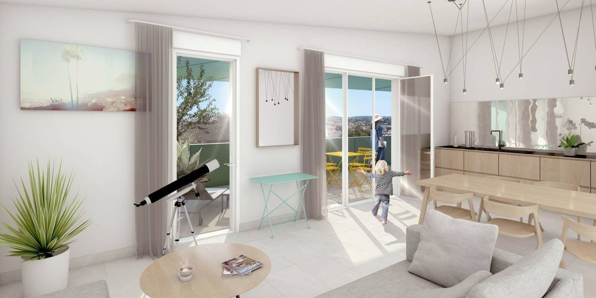 Appartements neufs Montpellier - Montpellier Au Pied Du Tramway