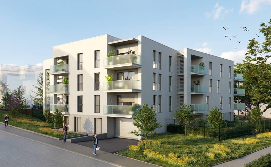 Appartements neufs Gleizé - Gleizé à 15 Minutes à Pied De La Gare