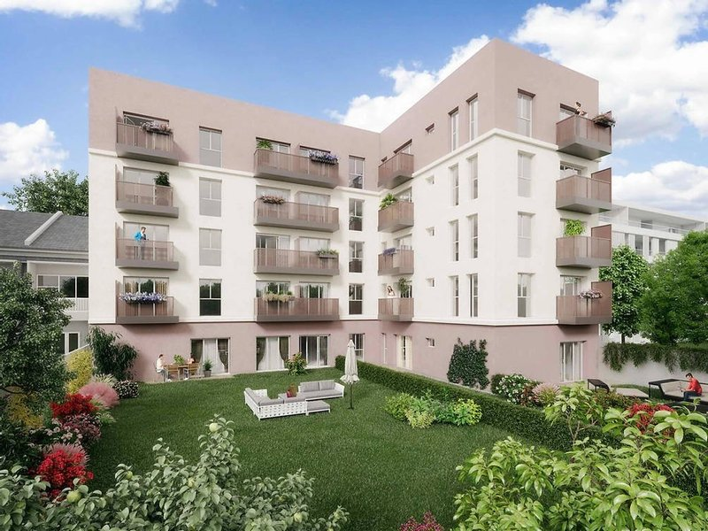 Appartements neufs Tremblay-en-france - Villepinte à 350 Mètres Du Rer B