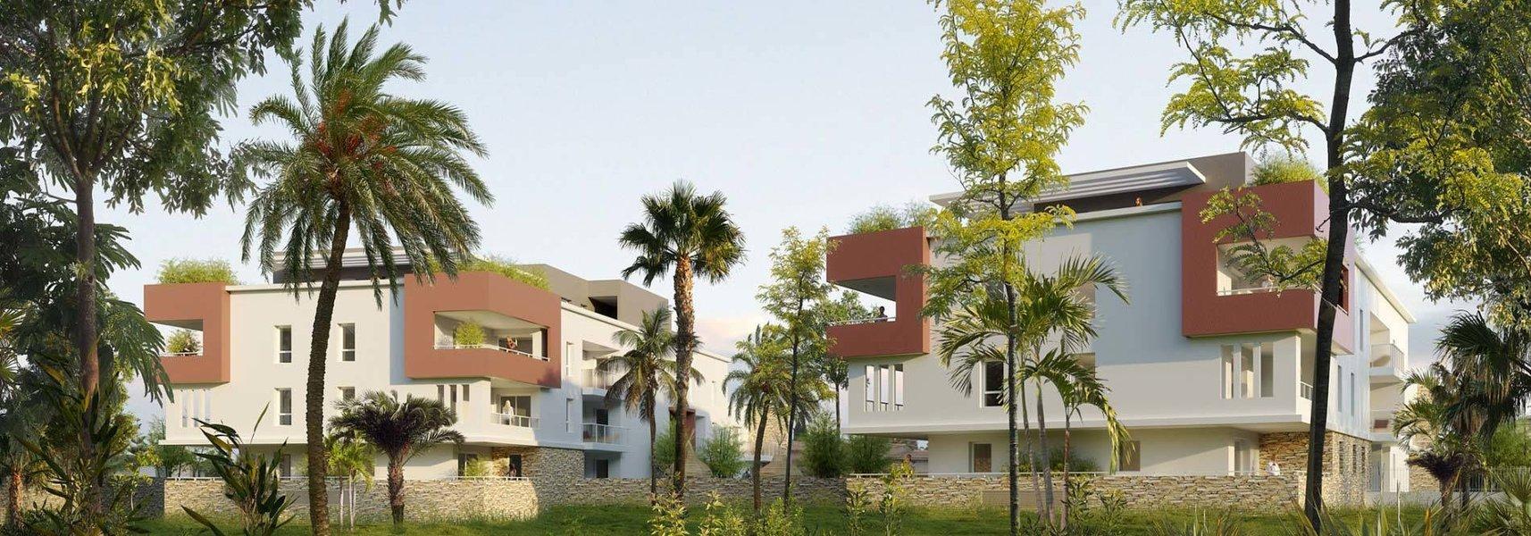 Appartements neufs Fabrègues - Fabrègues Au Coeur Du Quartier La Fabrique