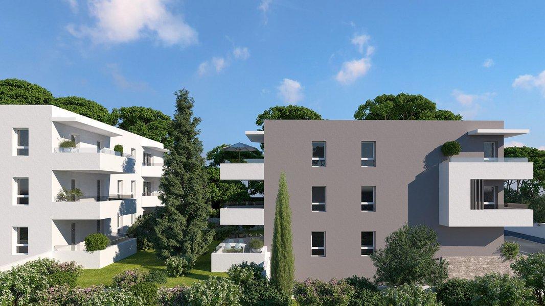 Appartements neufs Montpellier - Montpellier Au Coeur Du Quartier Lemasson